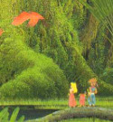 Secret of Mana art review page| BOX=ART